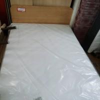 슈퍼싱글(SS) 서랍형 원목침대세트 매트포함 신품