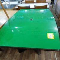 중역 회의 테이블 유리포함 W.1800